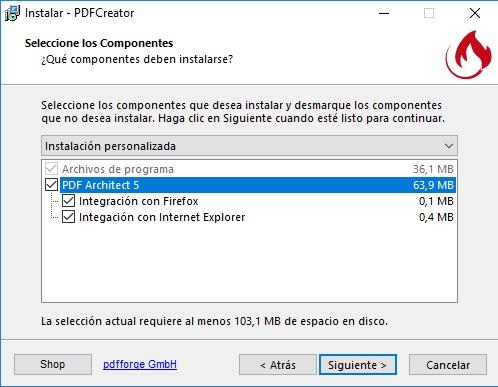 Descargar PDF Creator Gratis programas dejar asi