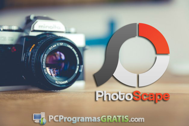 descargar photoscape para editar fotos de camaras