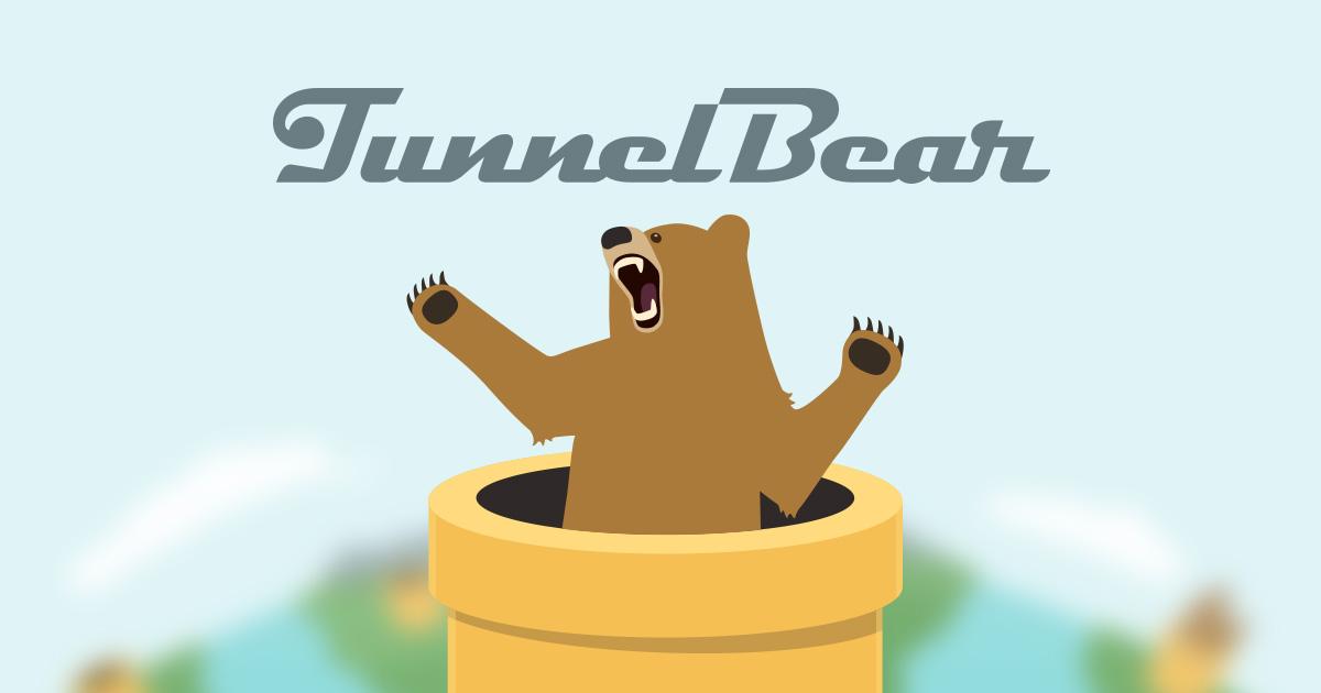 TunnerlBear VPN